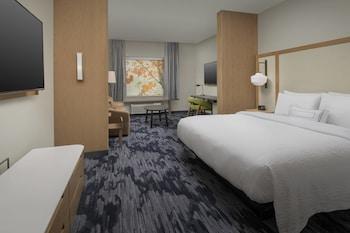 紐澳良梅泰裏萬豪豪費爾菲爾德套房飯店 Fairfield Inn & Suites by Marriott New Orleans Metairie