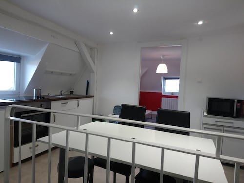 Apartment With one Bedroom in Sierck-les-bains, With Wonderful City Vi, Moselle