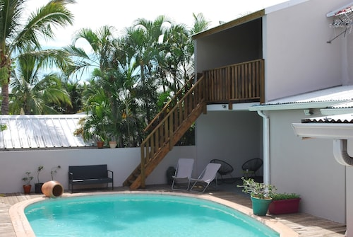 Apartment With one Bedroom in LA Possession, With Wonderful sea View,, La Possession