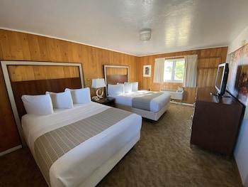 Luxury Tek Büyük Yataklı Oda, 2 Büyük (queen) Boy Yatak, Sigara İçilmez, Dağ Manzaralı