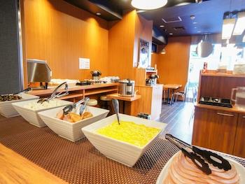 HOTEL LIVEMAX KOBESANNOMIYA Breakfast buffet