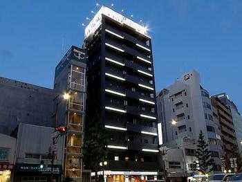 HOTEL LIVEMAX KOBESANNOMIYA Exterior