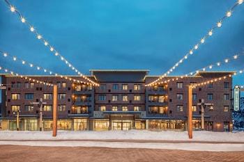 威爾遜大天空萬豪長住飯店 Residence Inn by Marriott Big Sky/The Wilson Hotel