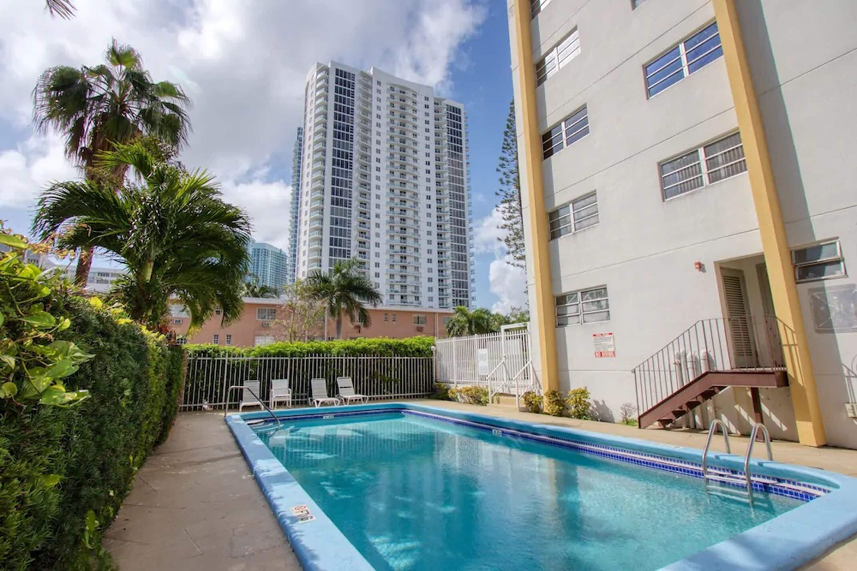 23 Palms Suites Miami Edgewater