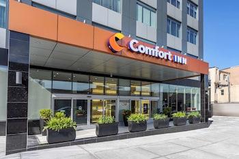 展望公園-布魯克林凱富飯店 Comfort Inn Prospect Park-Brooklyn