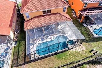 Davenport - Spacious 6bd/5.5ba Pool Home-#6av151