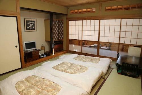 Kusatsu Onsen Yugomonorinosato Ryokufutei, Kusatsu