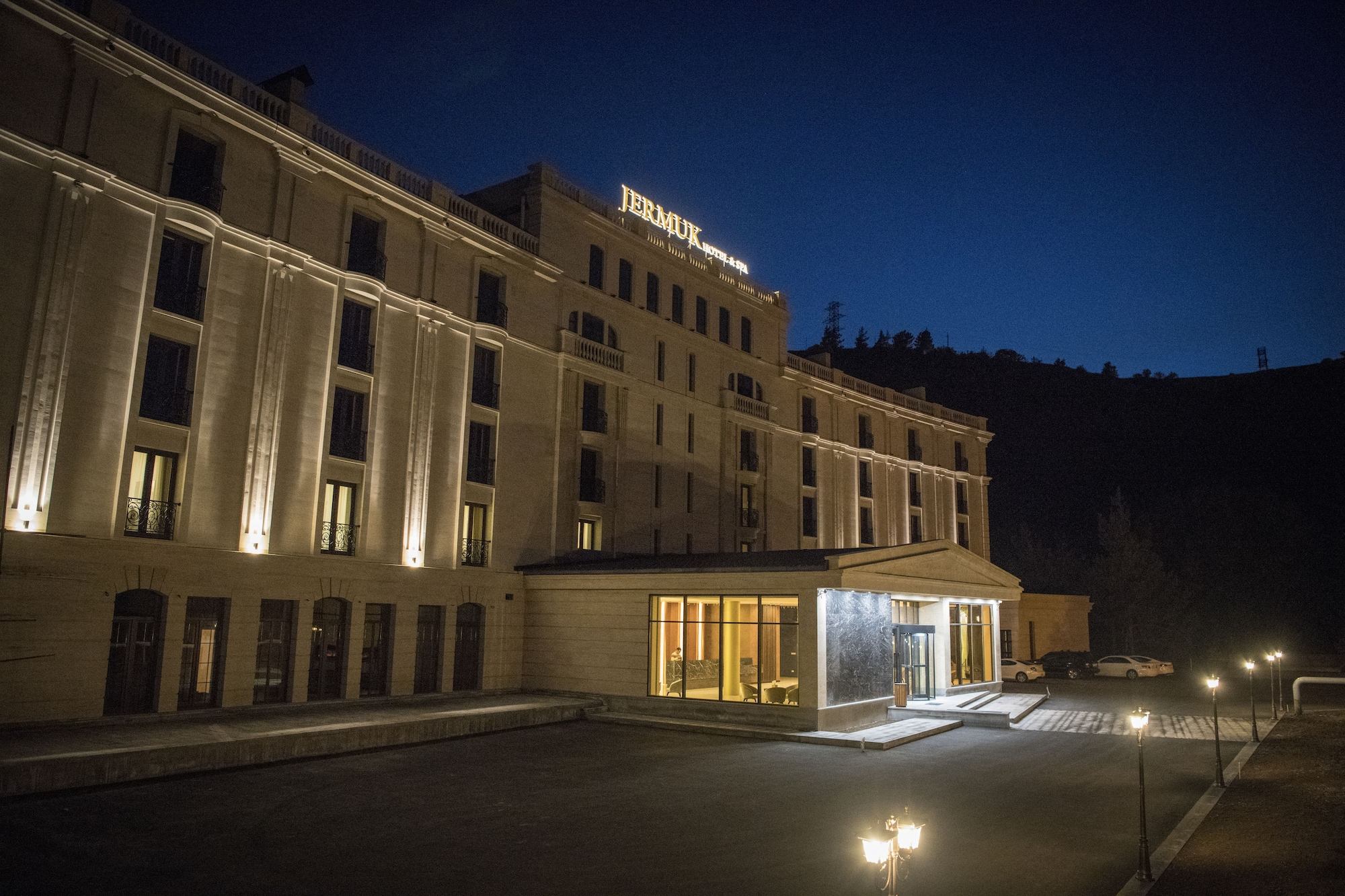 Jermuk Hotel and SPA,