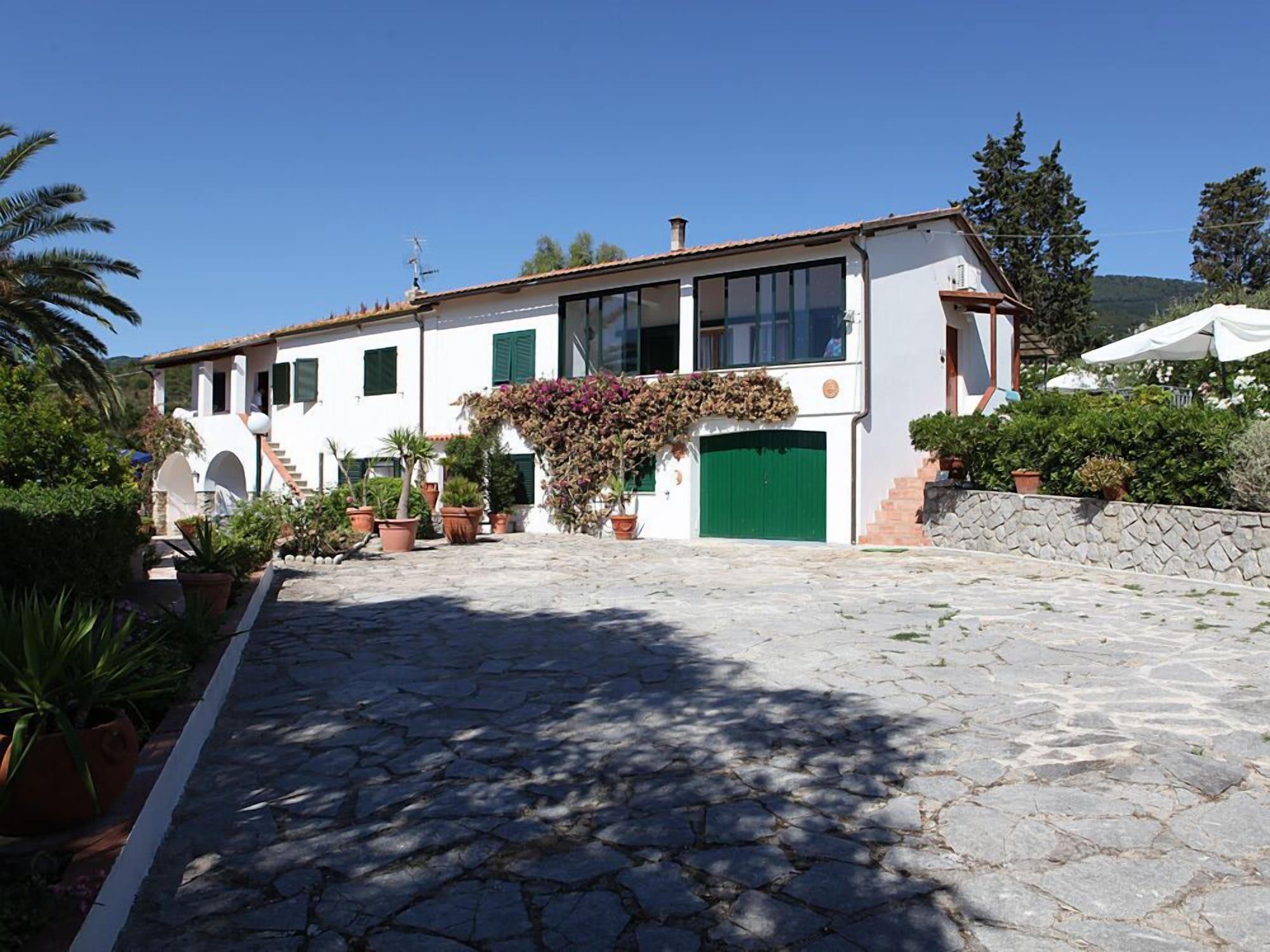 Villa Anna, Livorno