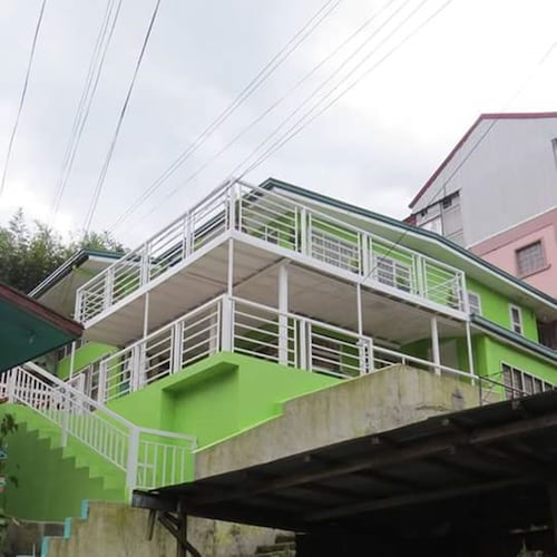 Asistin Transient House, Baguio City