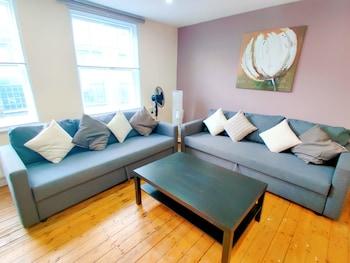 ブリック レーン リバプール ストリートにあるアパートメント、ベッドルーム 1 室