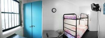 2 Bed Dorm Shared Bathroom