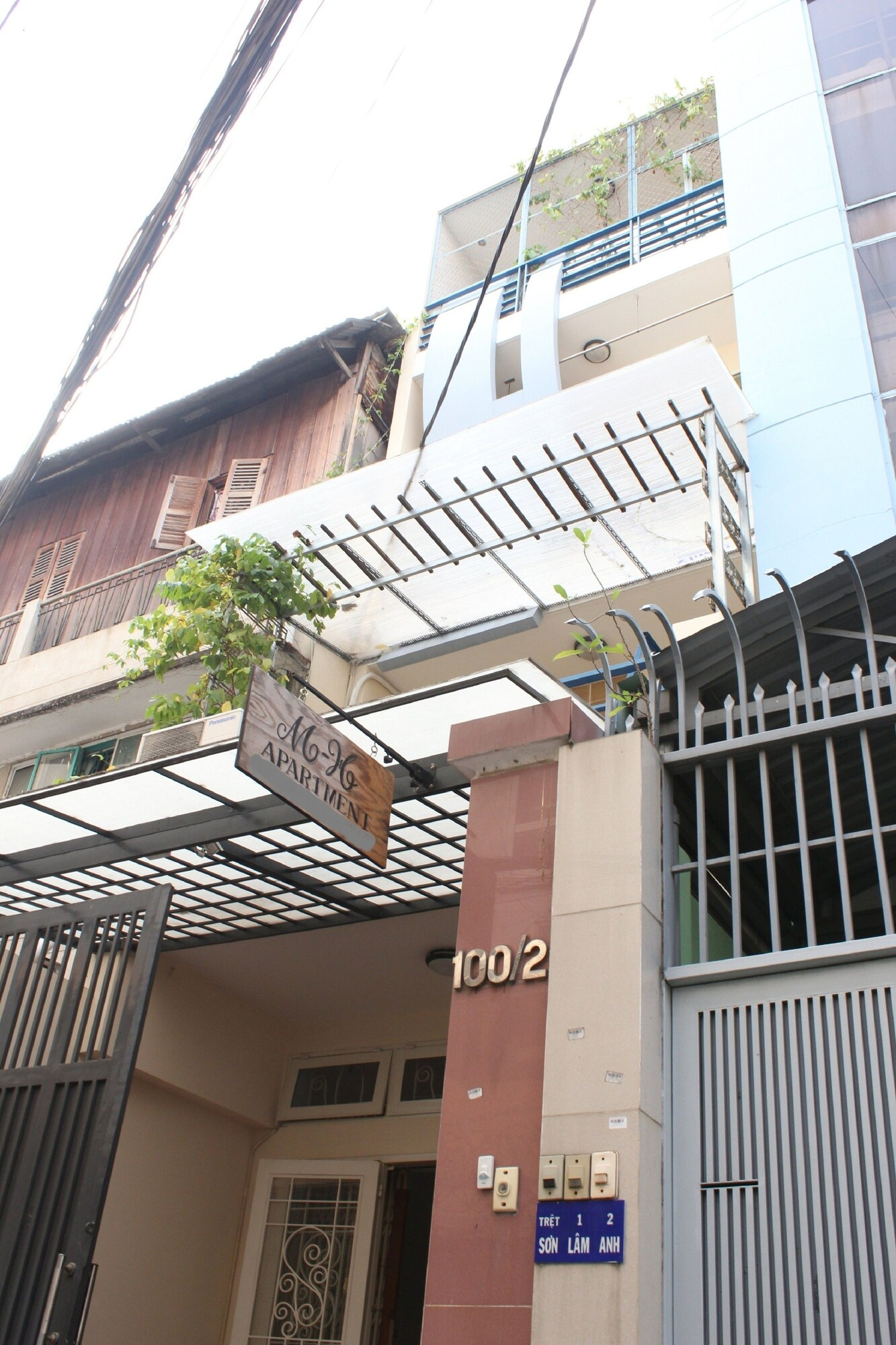 M-House Serviced Apartment, Quận 1