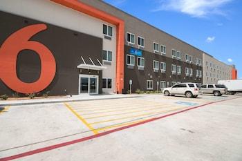 德克薩斯科珀斯克里斯蒂 6 號開放式客房飯店 Studio 6 Corpus Christi, TX