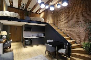 Design Süit, 2 Yatak Odası