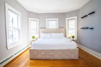NEW & Spacious 5 Bed 2 Bath Near Downtown Boston