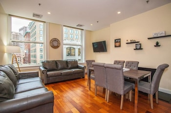 Faneuil Hall North End 4 Beds 2 Bath Downtown