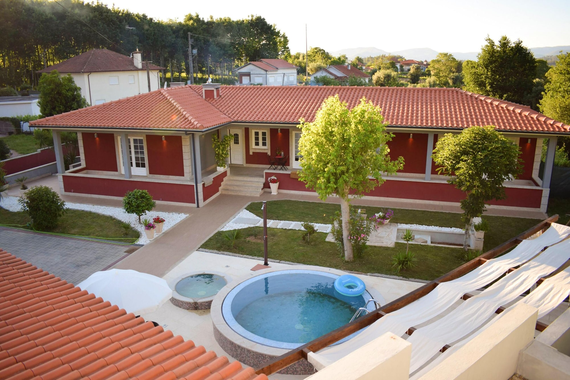 House With 4 Bedrooms in Rebordões , With Wonderful Mountain View, Pri, Ponte de Lima