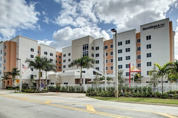 勞德代爾堡椰子溪 - 萬豪長住飯店 Residence Inn by Marriott Fort Lauderdale Coconut Creek