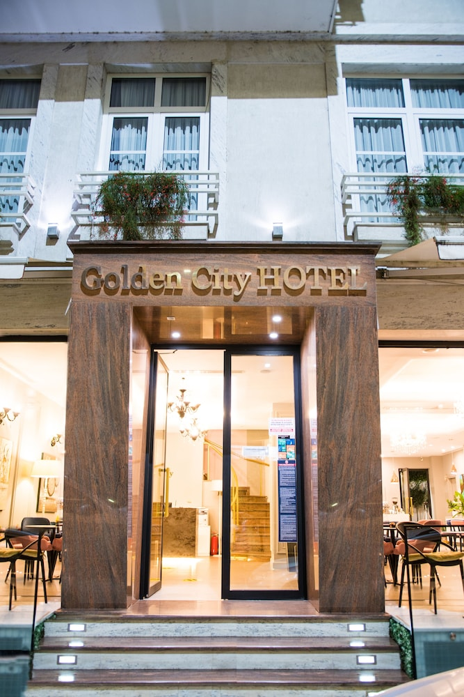 Golden City Hotel & Spa, Featured Image