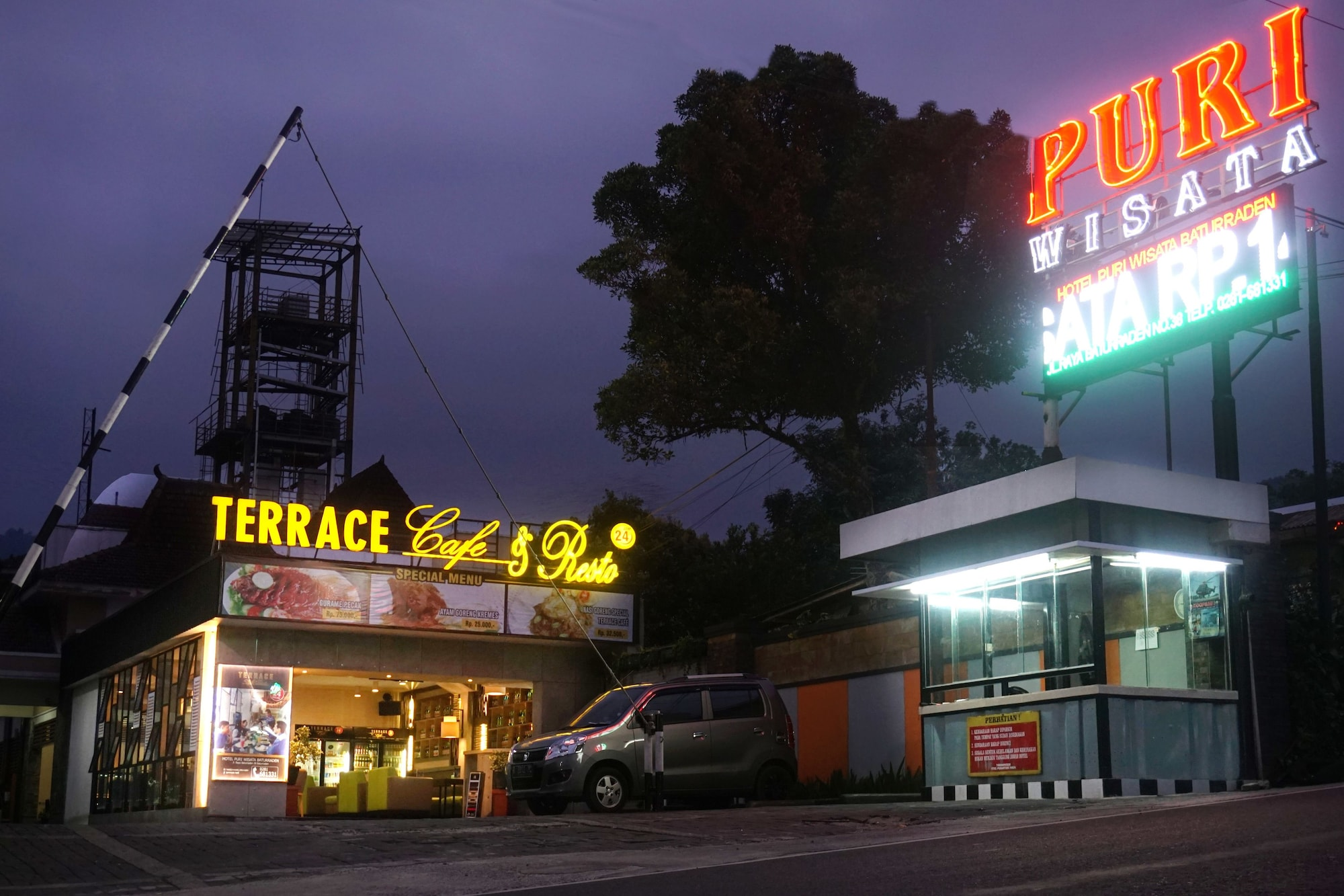 Hotel Puri Wisata Baturaden, Banyumas