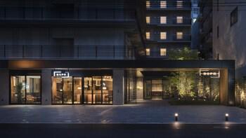 BESPOKE HOTEL SHINSAIBASHI Front of Property - Evening/Night