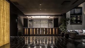 BESPOKE HOTEL SHINSAIBASHI Reception