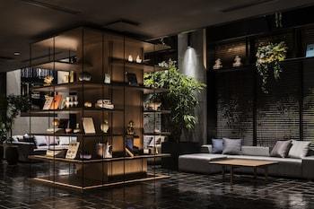 BESPOKE HOTEL SHINSAIBASHI Lobby Lounge