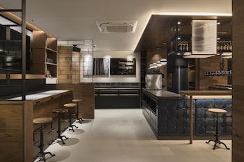 BESPOKE HOTEL SHINSAIBASHI Restaurant