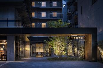 BESPOKE HOTEL SHINSAIBASHI Property Entrance