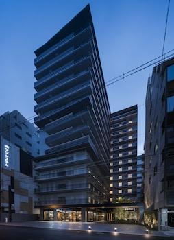 BESPOKE HOTEL SHINSAIBASHI Front of Property