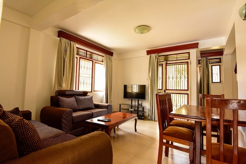 Corinya Serviced Apartments, Entebbe