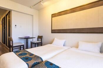 New Room - スタンダードツインルーム|ゆくりなリゾート海風