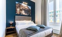 Standard Double Room, 1 Queen Bed, City View