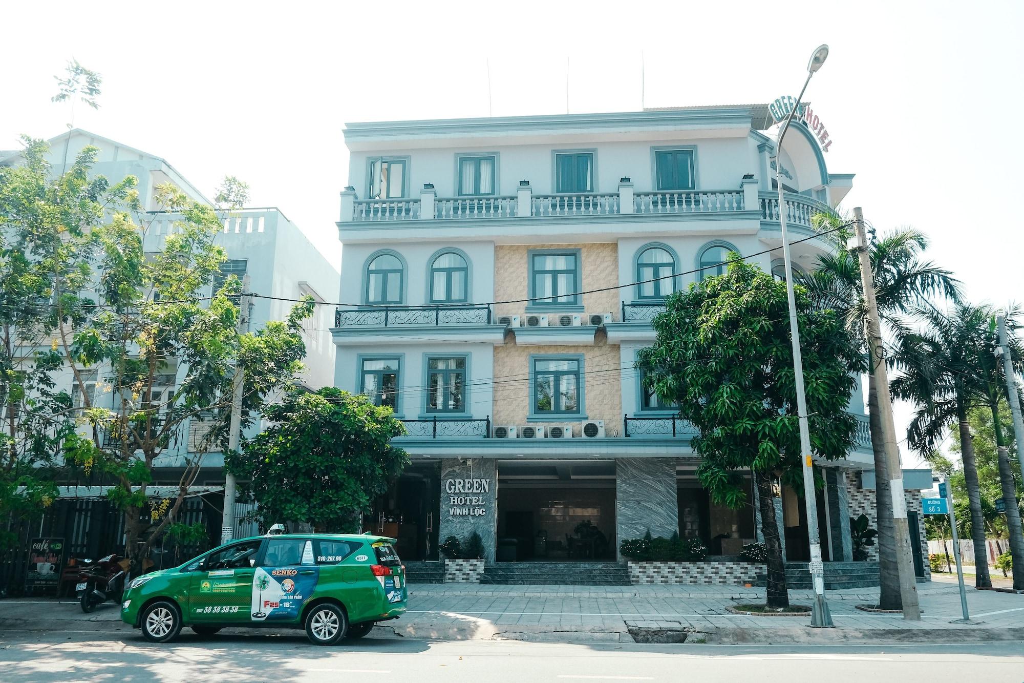 Green Hotel Vinh Loc, Binh Tan