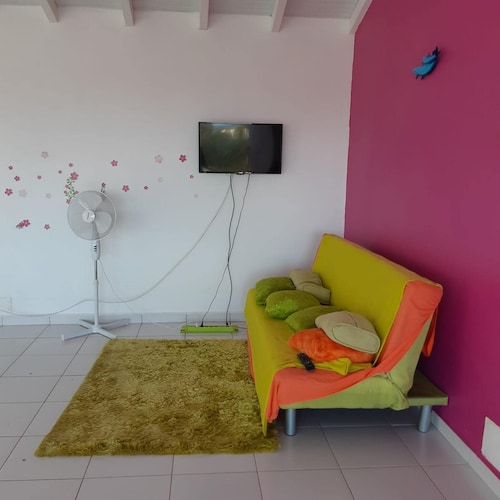 Bungalow With 2 Bedrooms in Capesterre Belle Eau, With Wonderful Mount, Capesterre-Belle-Eau