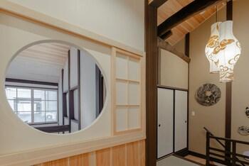 SHIN NIJOJO Interior Detail