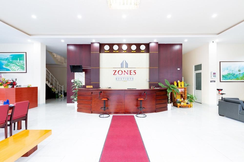 ゾーン 5 ブティック ホテル