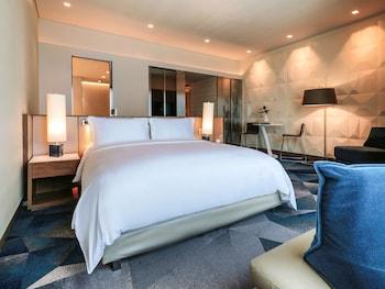 Luxury Oda, 1 En Büyük (king) Boy Yatak, Şehir Manzaralı