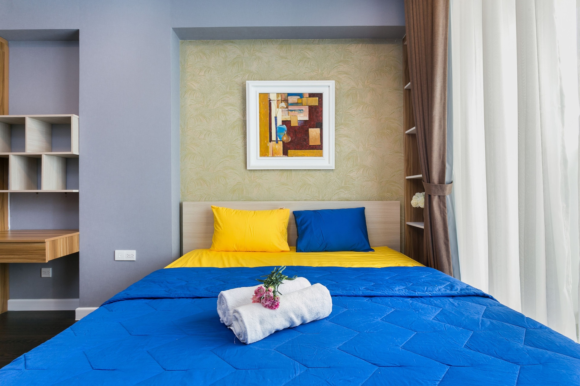 MK Rivergate Apartment, Quận 4