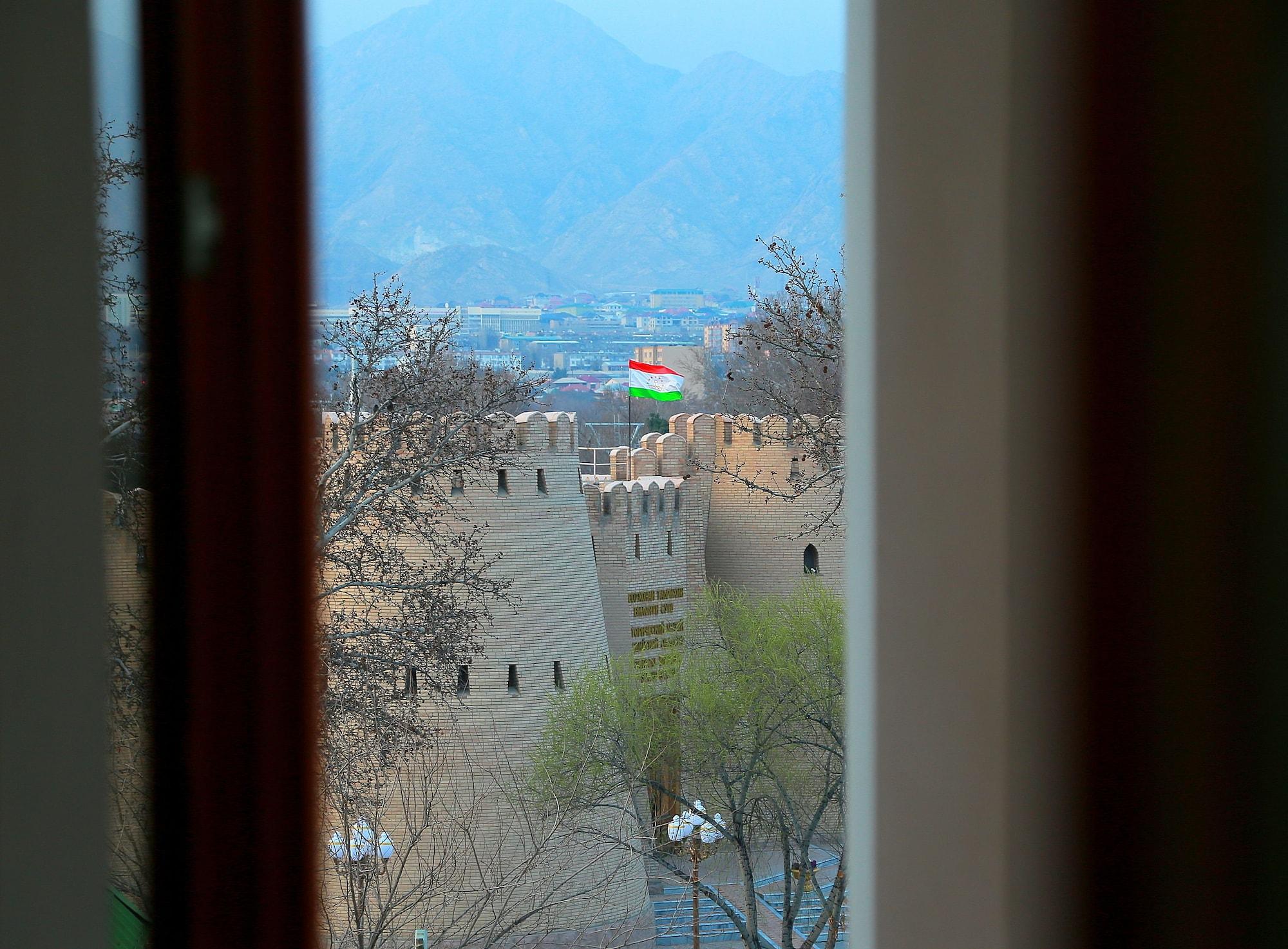 Khujand Grand Hotel, Ghafurov