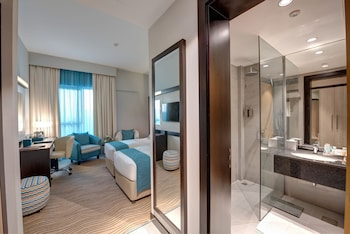Standard Tek Büyük Veya İki Ayrı Yataklı Oda, Sigara İçilmez