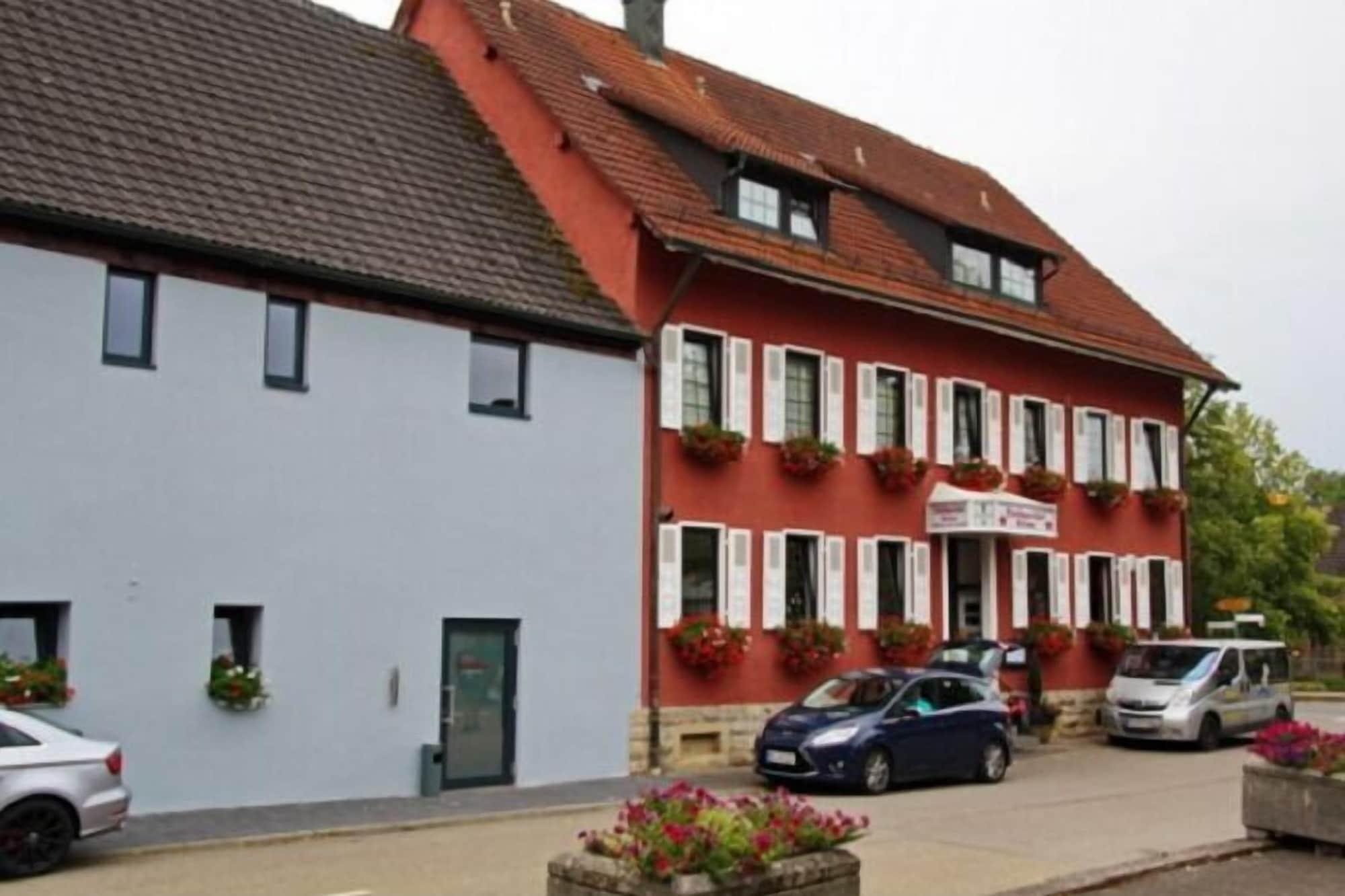 Hotel Landgasthof Krone, Heilbronn