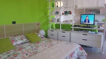 Deluxe Stüdyo, 1 Yatak Odası (4 Pax)