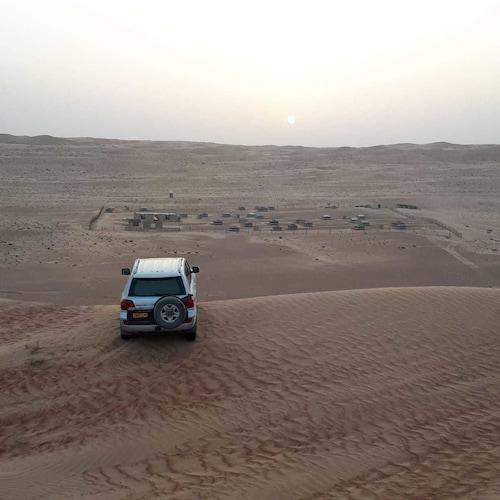 Desert Wonders Camp, Biddiya
