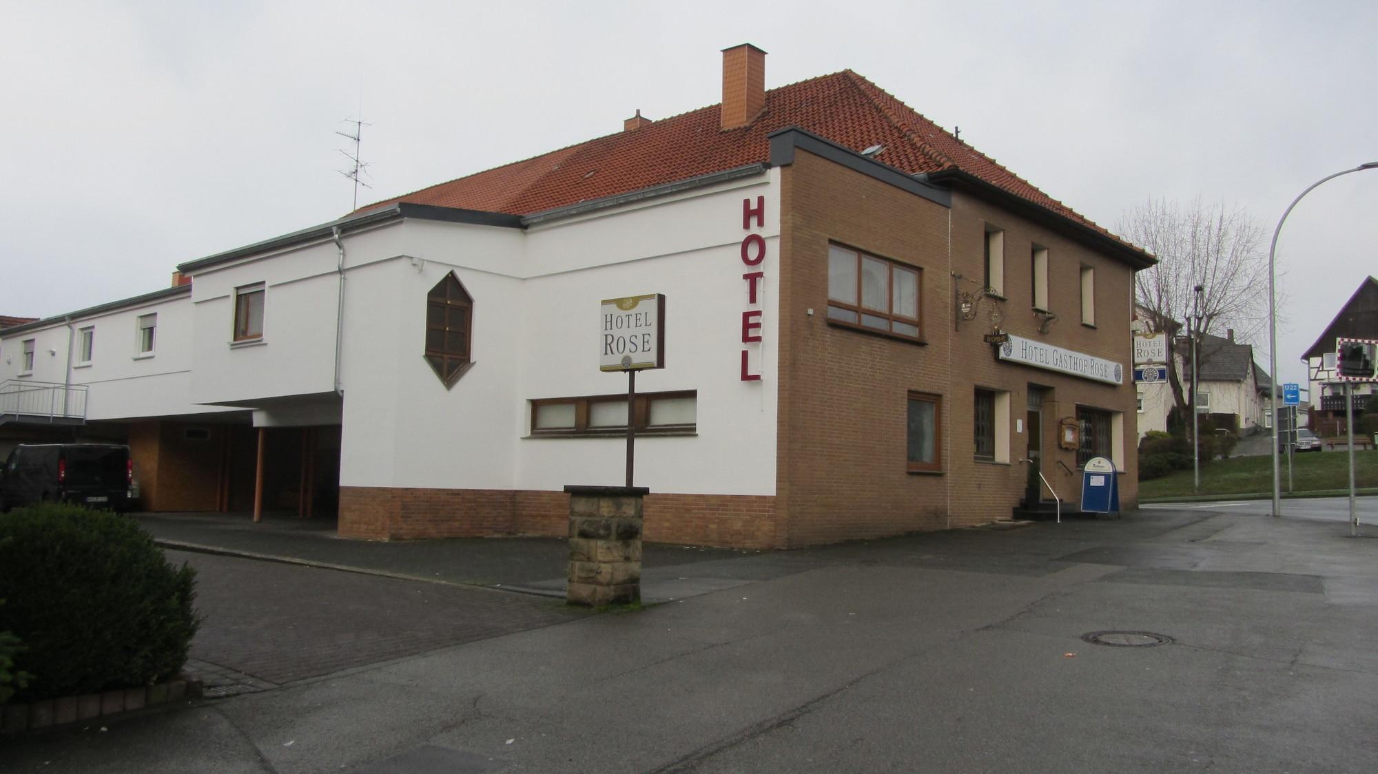Hotel Gasthof Rose, Höxter
