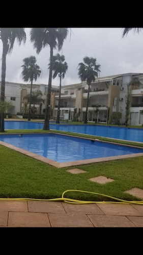 Apartment With 3 Bedrooms in Casablanca, With Wonderful sea View, Pool, Settat