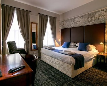 Double or Twin Room (Rooms 1, 2 & 3)