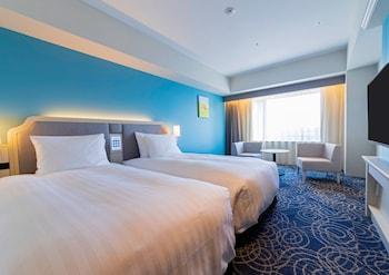 スーペリア ツインルーム|33㎡|リーベルホテル アット ユニバーサル・スタジオ・ジャパン