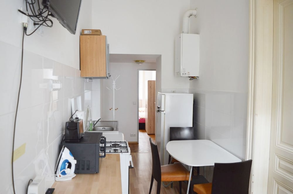 City Apartments on a budget